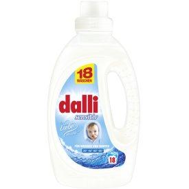 Dalli Vollwaschmittel sensitiv 18 WL