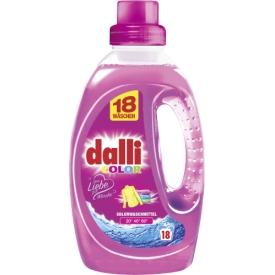 Dalli Colorwaschmittel flüssig 18WL