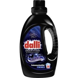 Dalli Black Wash für Schwarze Wäsche