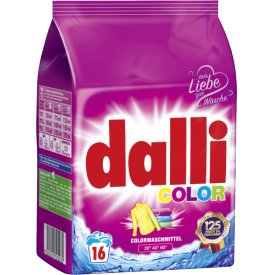 Dalli Color Plus Waschpulver