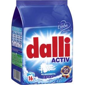 Dalli Activ Plus Waschpulver