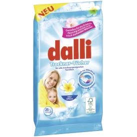Dalli Dalli Trockner Tücher 25 Stk