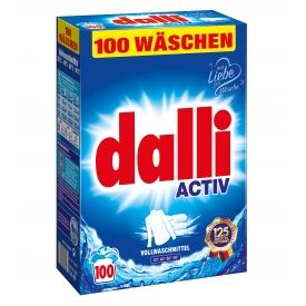 Dalli Vollwaschmittel Neue Flecklöse Kraft - XXL 100WL