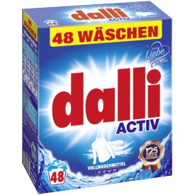 Dalli Vollwaschmittel 48 WL