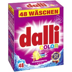 Dalli Colorwaschmittel XL