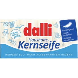 Dalli Haushalts-Kernseife 3er Pack