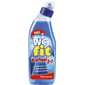 Fit WC Reiniger WC fit Kraftgel 3 in 1 Meeresbrise