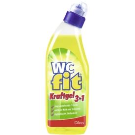 Fit WC Reiniger Kraft Gel 3 in 1 Citrus