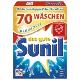 Sunil Vollwaschmittel Pulver
