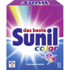 Sunil Pulver Color