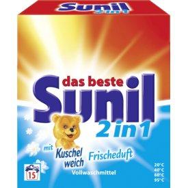Sunil 2in1 Vollwaschmittel Frischeduft