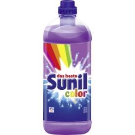 Sunil Flüssigwaschmittel Color 15+3WL