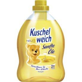 Kuschelweich Weichspüler Sanfte Öle