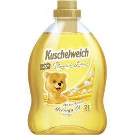 Kuschelweich Weichspüler Premium Luxus Moringa Öl