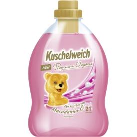 Kuschelweich Weichspüler Premium Eleganz Macadamia Öl