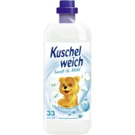Kuschelweich Weichspüler Sanft&Mild