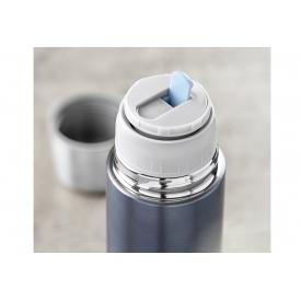 Reer Isolierflasche Colour Edelstahl 500ml grau