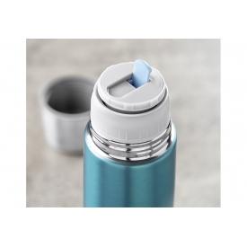 Reer Isolierflasche Colour Edelstahl 500ml Pazifikblau