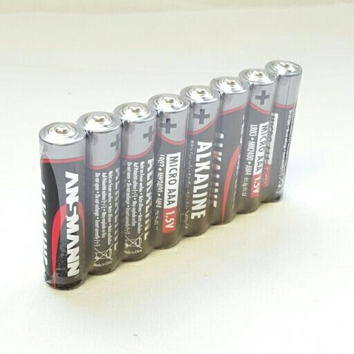 Ansmann Micro Alkaline Batterien (AAA)