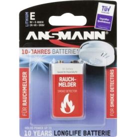 Ansmann Batterie Lithium 9V