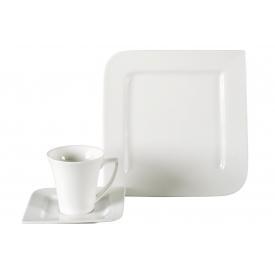 Retsch Porzellan-Kaffeeservice Fantastic creme  18tlg