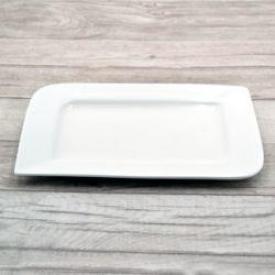 Retsch Servierplatte rechteckig Fantastic 26x17,5cm creme