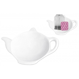 Retsch Teebeutelablage Snack 11cm weiß