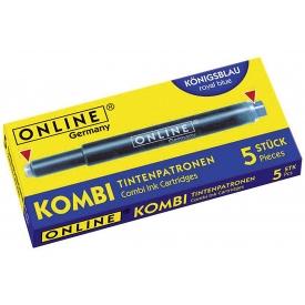 Online Kombi-Tintenpatrone blau 5 Stück