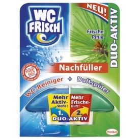 WC Frisch Bref Duo Aktiv Frische Pinie Nachfüller