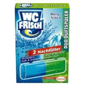 WC Frisch Duftspüler Bergfrische Nachfüller