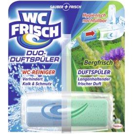 WC Frisch Duo-Duftspüler WC-Duftspüler Bergfrisch