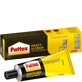 Pattex Kraftkleber Transparent 50g