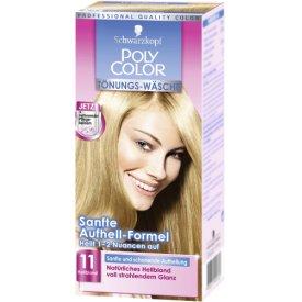 Poly Palette Haartönung Color Wäsche 11 Hellblond Stufe 3