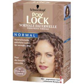 Poly Palette Heimdauerwelle Lock für normales Haar