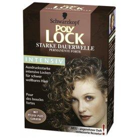 Poly Palette Heimdauerwelle Lock für schwer wellbares Haar