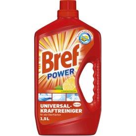 Bref Power Universal Reinigungsmittel - Zitrone