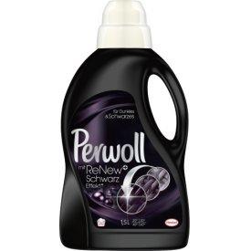 Perwoll Feinwaschmittel Black Schwarzfixierer