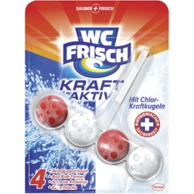 WC Frisch Kraft Aktiv Duftspender Chlorkraftkugeln