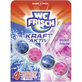 WC Frisch Kraft Aktiv Duftspüler Blüten Frische