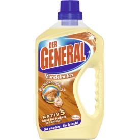 Der General Parkett und Laminatpflege Mandelmilch