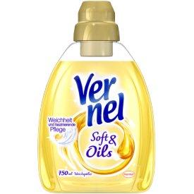Vernel  Weichspüler Soft Oils Gold
