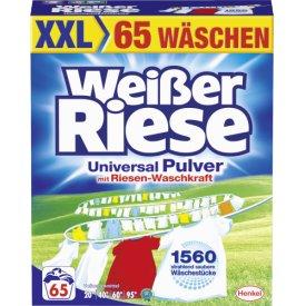 Weisser Riese Waschmittel KraftPulver XXL