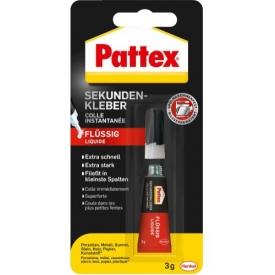 Pattex Blitz Sekundenkleber 3g