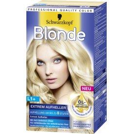 Schwarzkopf Blonde Aufheller Intensiv-Aufheller Ultra L1 plus