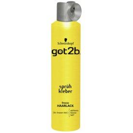 Got2b Haarspray Lack Sprühkleber