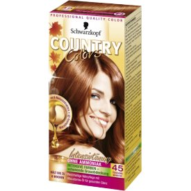 Country Color Haartönung Toscana Herbstrot 45