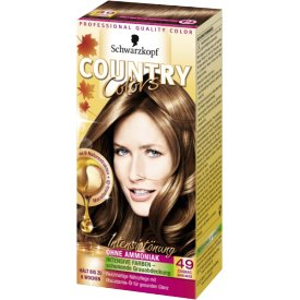 Country Color Haartönung 49 Cognac Haselnuss Stufe 2