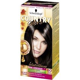 Country Color Haartönung 80 Arabia Schwarzbraun Stufe 2