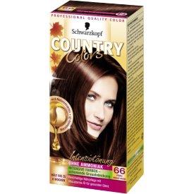 Country Color Haartönung 66 Peru Nougat Braun Stufe 2