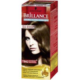Schwarzkopf Brillance Haartönung Naturbraun (Gel)